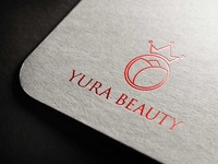 Yura Beauty Logo Design
