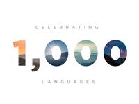 Celebrating 1,000 Languages - YouVersion