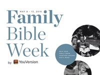 YouVersion Family Bible Week