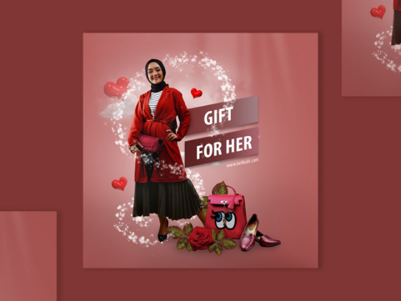 Valentine Ads valentine graphicdesigner ads digitalimaging