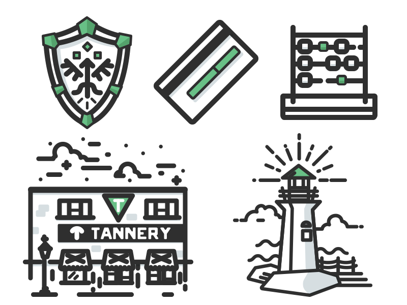 Payroll Icons 2 by Kirk! Wallace on Dribbble