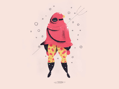 Cosmic Fashionista sparkle stars goggles hood gif loop texture illustration floating float character design character space cosmos cosmic