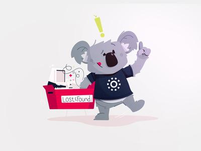 Koala 404