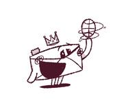Mailchimp baller sketch