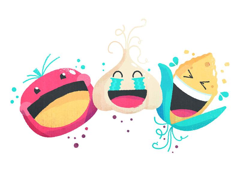 Mc emoji shot