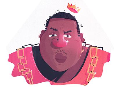 Biggie hiphop rapper rap celebrity portrait biggie smalls biggie hip hop