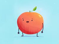 Heavy orange