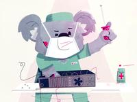 Surgery Koala
