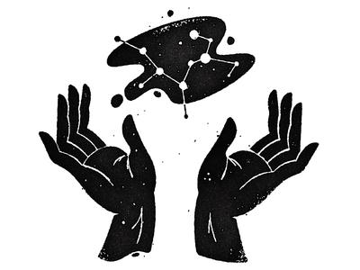 Birth charts universe constellations constellation stars gemini birth meditation hands hand space moon zodiac