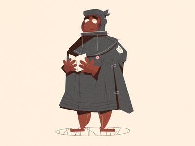 Gorillaz Russ