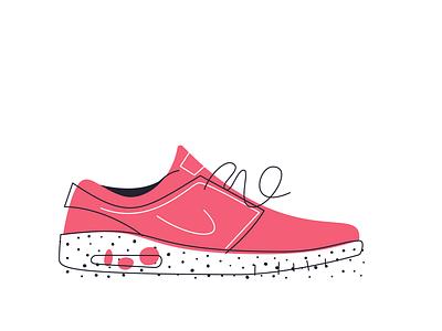 Janoski Max simple athletic sports max nike exercise marathon jogging running sneaker shoes janoski shoe