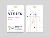 WIRED Identity Card (Light)