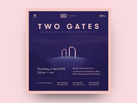 CG Invitation - Two Gates