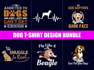 Dog T-Shirt Bundle