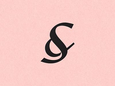 S Ampersand Logomark Dribbble effendy logodesign logotype logos design vector illustration branding agency awesome brand development 11thagency.com stationary design logo design branding logo