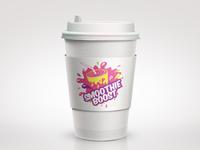 Smoothie Boost Branding Logo