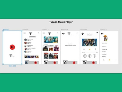 Tycoon Movie Player