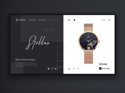 Titan concept design