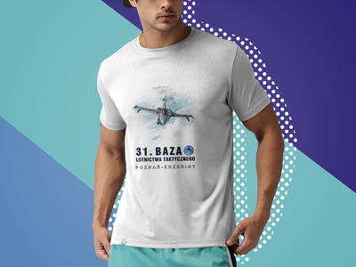 T-shirt and lanyard for 31. BLT / Koszulka i smycz dla 31. BLT