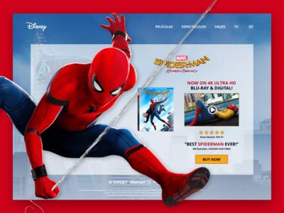 Spiderman Digital Version