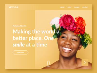 Smile Homepage