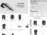 iPad app UX for Nike Football