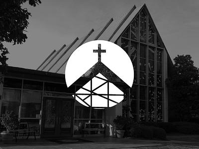 Chapel  force air mark icon identity logo chapel church