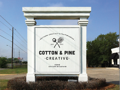 Outdoor Sign paint sign outdoor