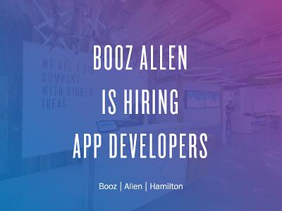 Hiring! ux ui app developer designer air force android ios hiring