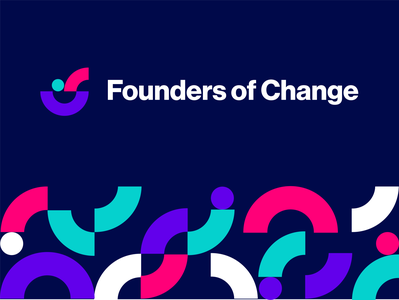 Logo Design for Founders of Change