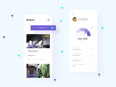 Arrived Homes - presentation logo typography presentation design icon design listing map millenial real estate realestate prototype interaction uxdesign ux design uidesign ui ux product design