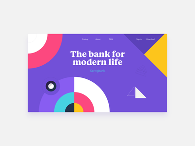 Online banking Startup. Website UI startup data user experience user interface invision sketch ui design ux design product design icon pattern website ui website design mobile app bank landing ui ux website