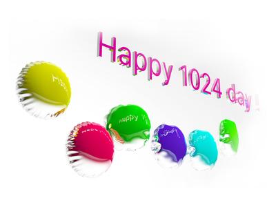 Happy 1024 day