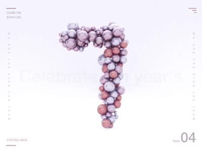 Celebrate 7th Year's