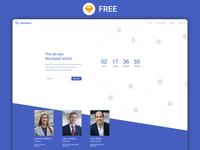Freebie - Stockyard Landing Page