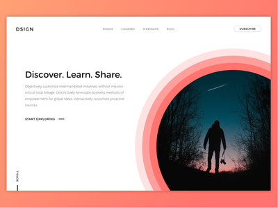Dsign Landing Page Header - Freebie webdesign web product page freebie landing xd photoshop sketch