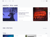 Dribbble preview 1   new stories