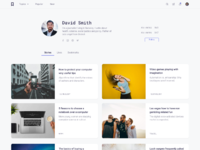 Dribbble preview 1   author profile