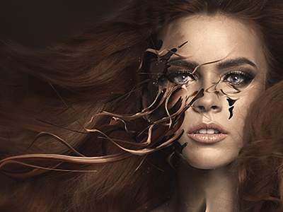Mara II photomanipulation digital art illustration abstract women