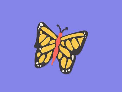 Asymmetric Butterfly