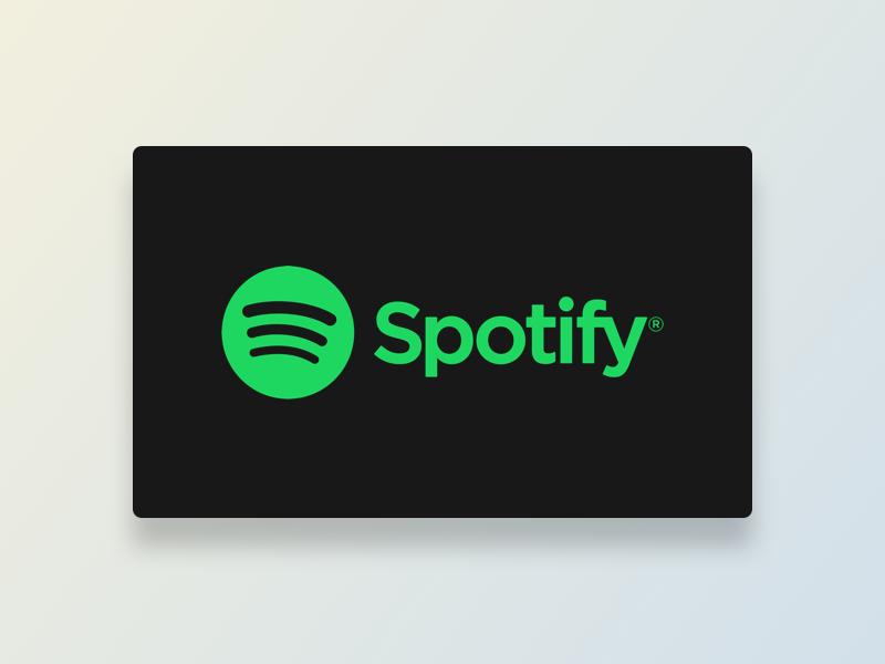 Spotify – Apple TV Icon by Sebastian Metel on Dribbble