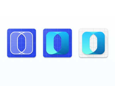 Android Beta App Icons