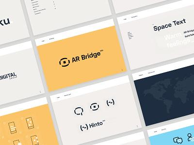 Space Digital Group - guidelines guidelines brandbook website logo motion identity branding space digital lab