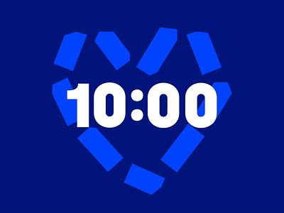 Get Mercy - the hour of great mercy timer christian mercy faith identity god branding logo motion