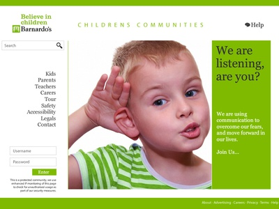 Barnardos Protected Learning Community