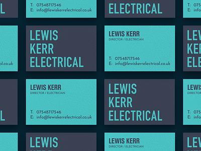 Lewis Kerr Branding