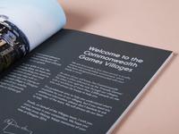 Glasgow 2014 Village Guidebook Page