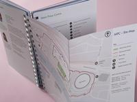Glasgow 2014 Press Handbook Map