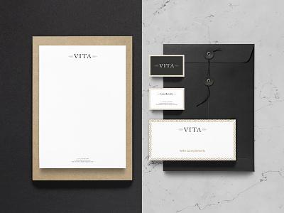 Vita Yachts Stationary stationary branding