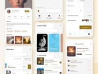 Social Network (Meet-ups)